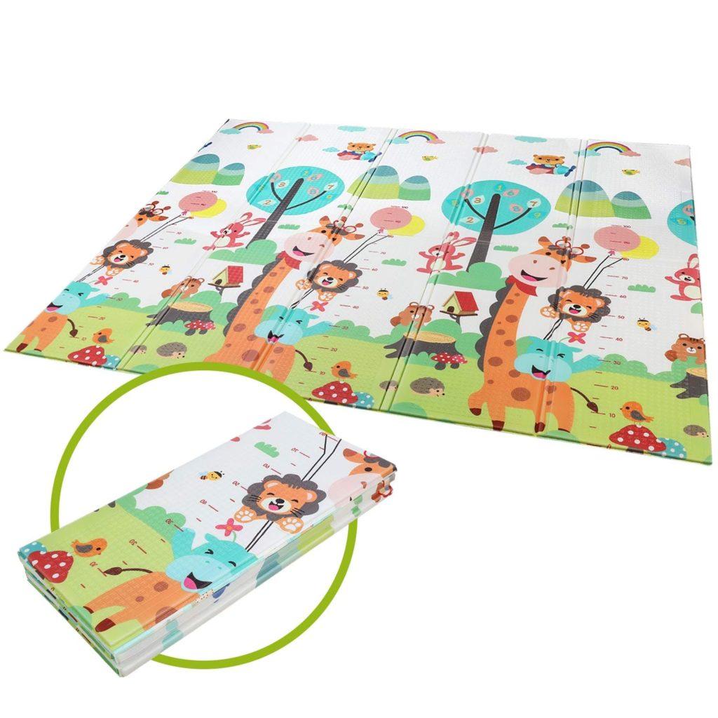 3. Bamny Spielmatte Baby Geruchlos