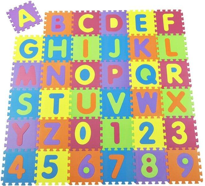 1.Juskys Kinder Puzzlematte