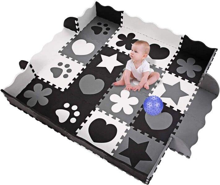 5. OUTCAMER Spielmatte Baby